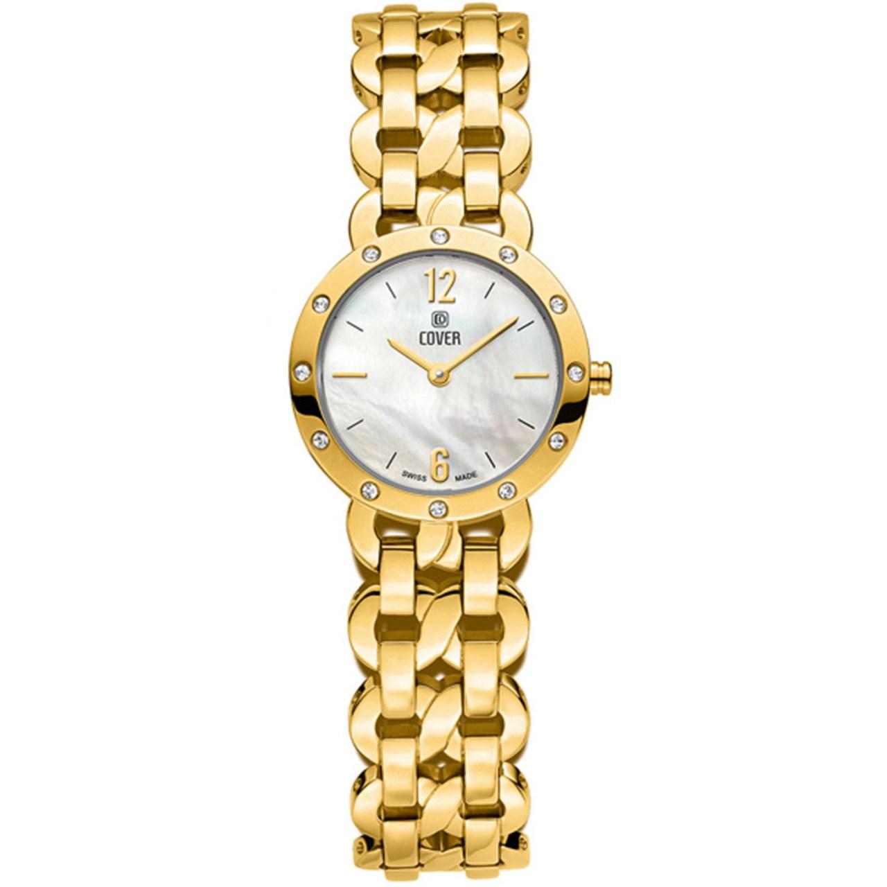 ساعت مچی عقربه ای زنانه کاور مدل Co179.03