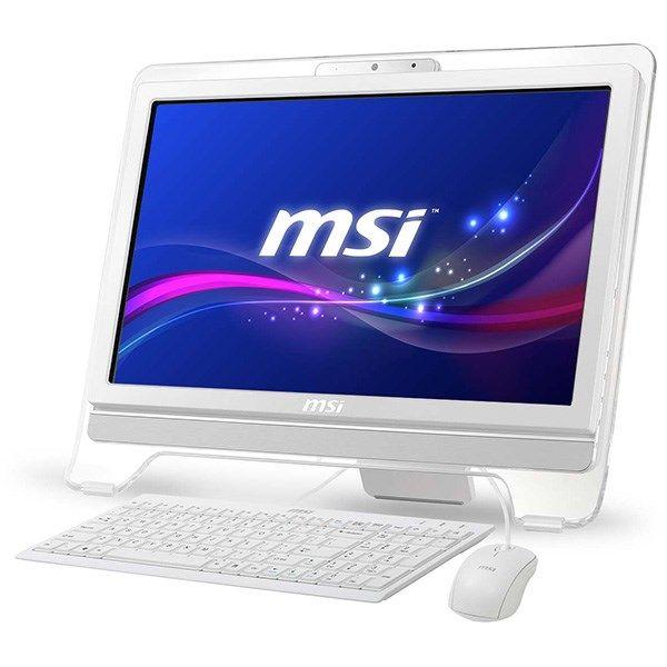 کامپیوتر همه کاره 20.1 اینچی ام اس آی مدل AE2070 - A