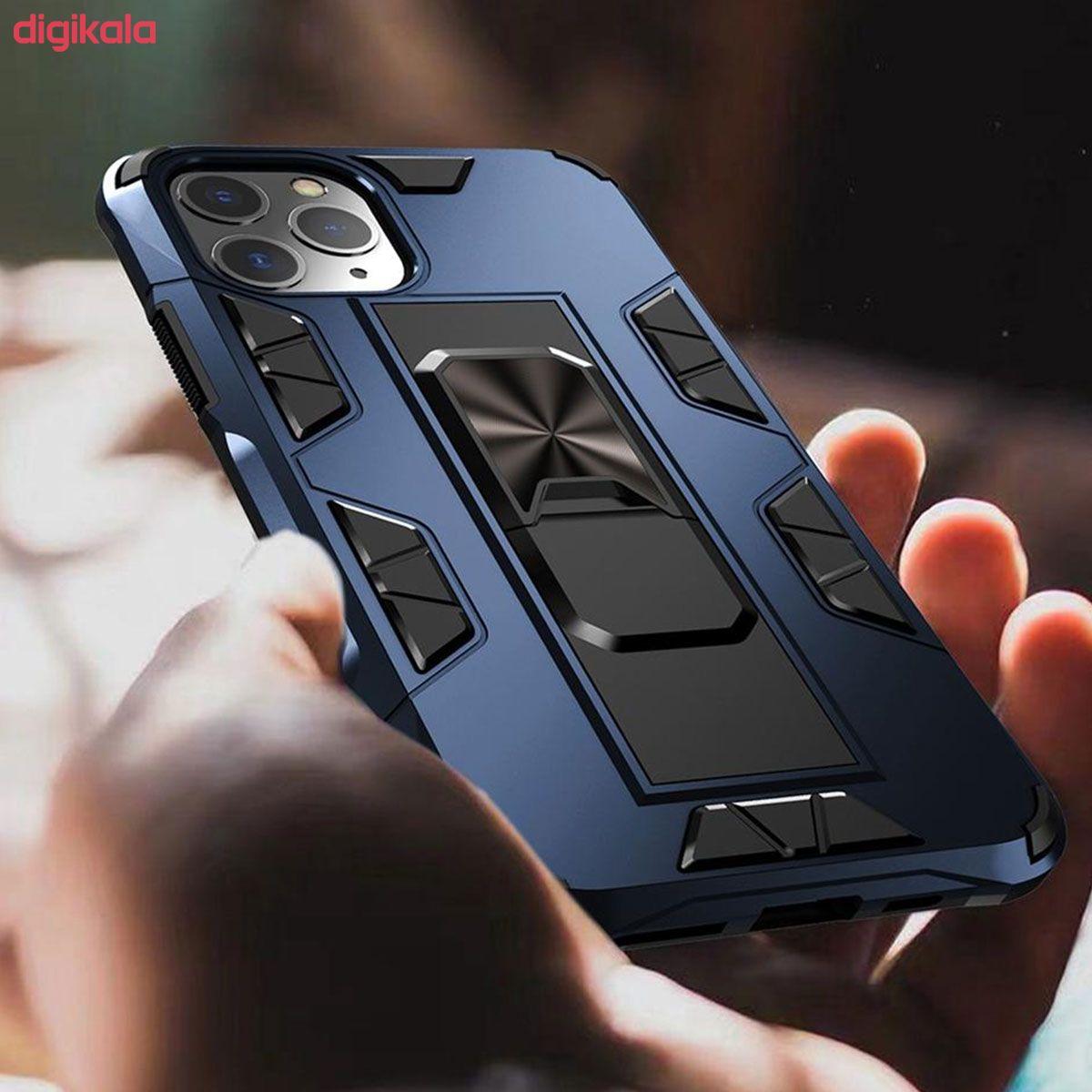 کاور لوکسار مدل Defence90s مناسب برای گوشی موبایل اپل iPhone 11 Pro main 1 7