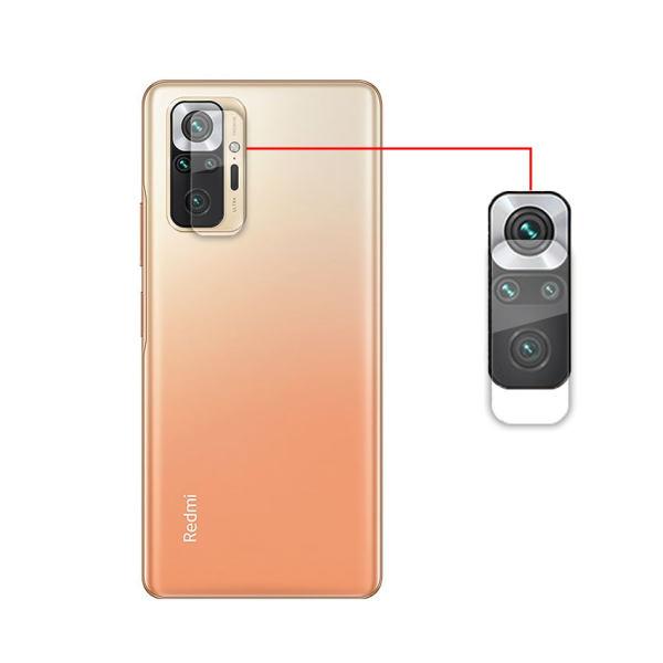 محافظ لنز دوربین مدل bt-n13 مناسب برای گوشی موبایل شیائومی Redmi Note 10 Pro