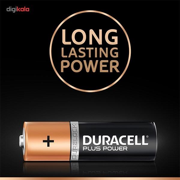 باتری قلمی دوراسل مدل Plus Power Duralock بسته 2 عددی
