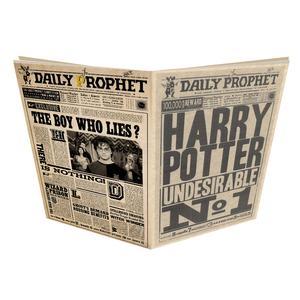اسباب بازی زینتی مدل طرح روزنامه پیام امروز هری پاتر