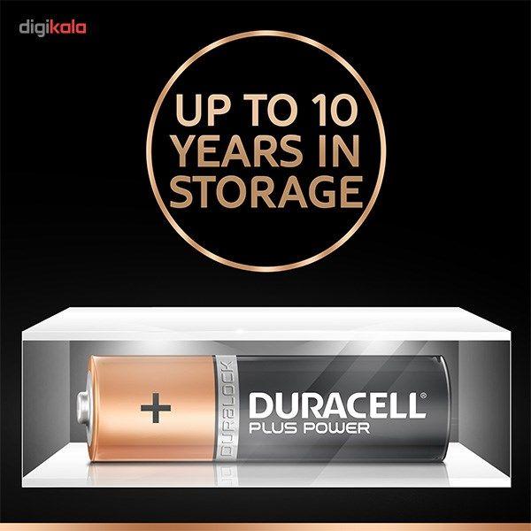 باتری قلمی دوراسل مدل Plus Power Duralock بسته 2 عددی main 1 4