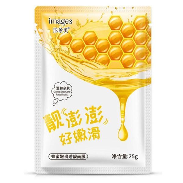 ماسک صورت ایمیجز مدل عسل وزن 25 گرم