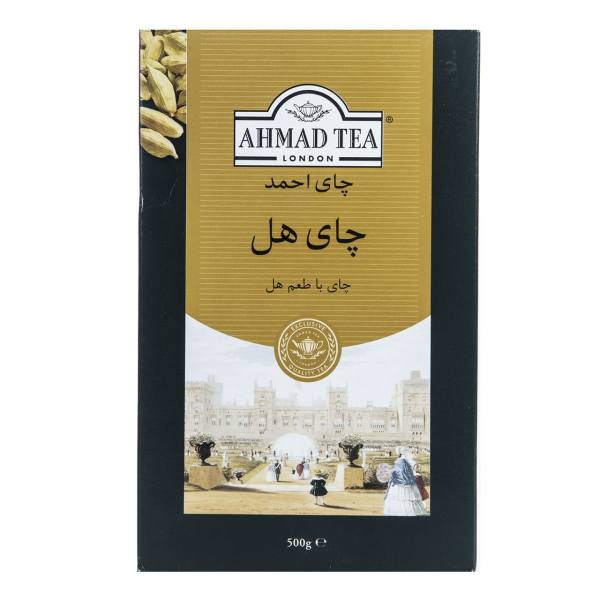 چای هل    چای احمد  -  500 گرمی