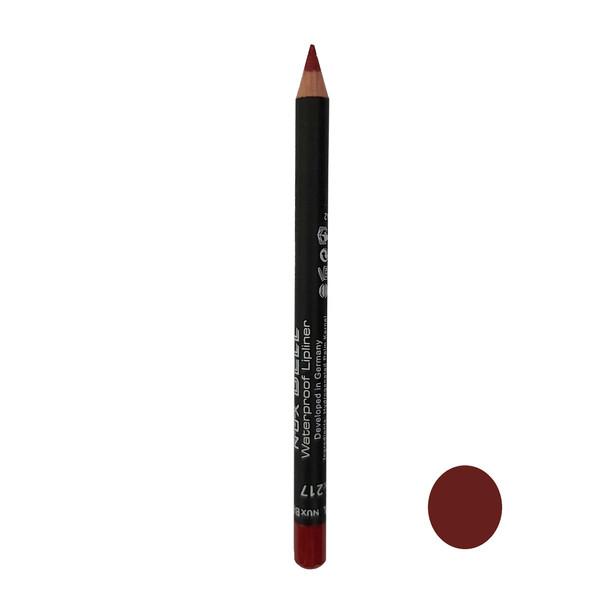 مداد لب نوکس بل  شماره 217
