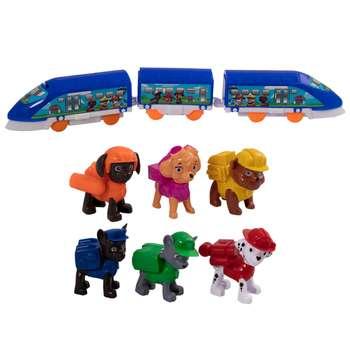 قطار بازی طرح سگهای نگهبان مدل 866