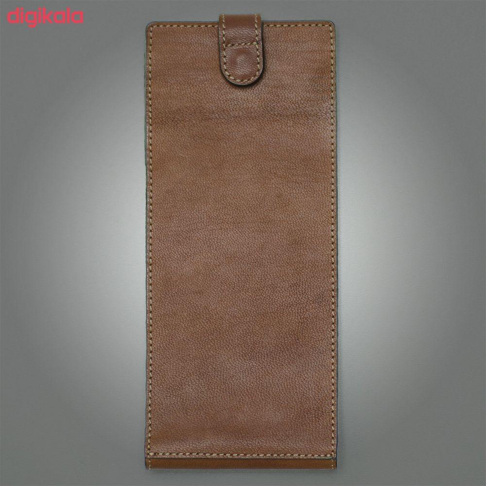 کیف دسته چک مردانه چرما اسپرت کد DD001 main 1 13