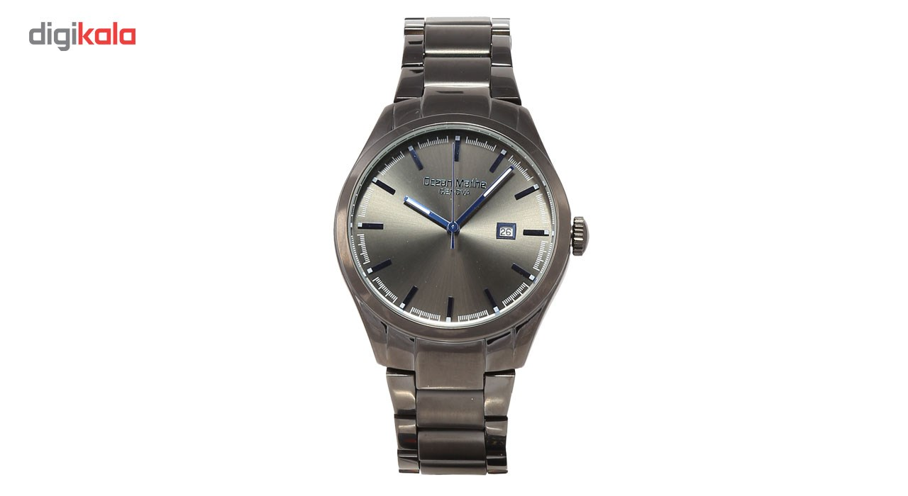 ساعت مچی عقربه ای مردانه اوشن مارین مدل OM-8019-1