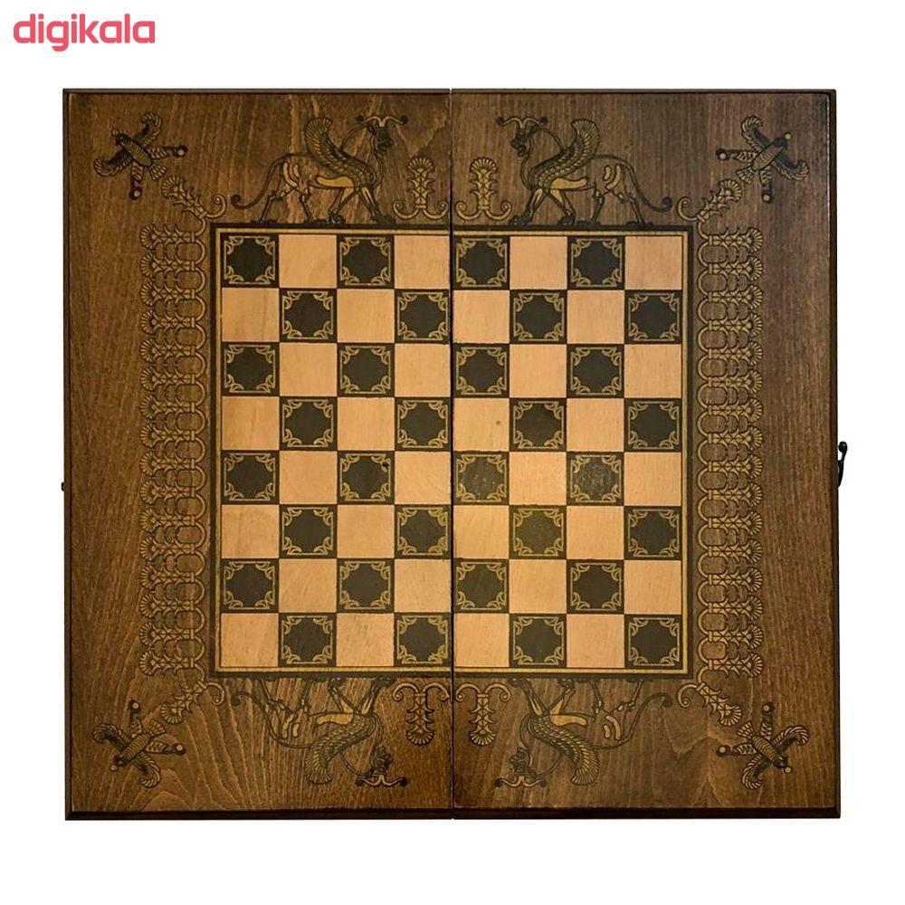شطرنج مدل Cyrus  main 1 1