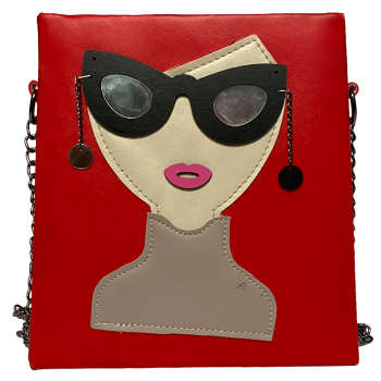 کیف دوشی زنانه مدل 1934