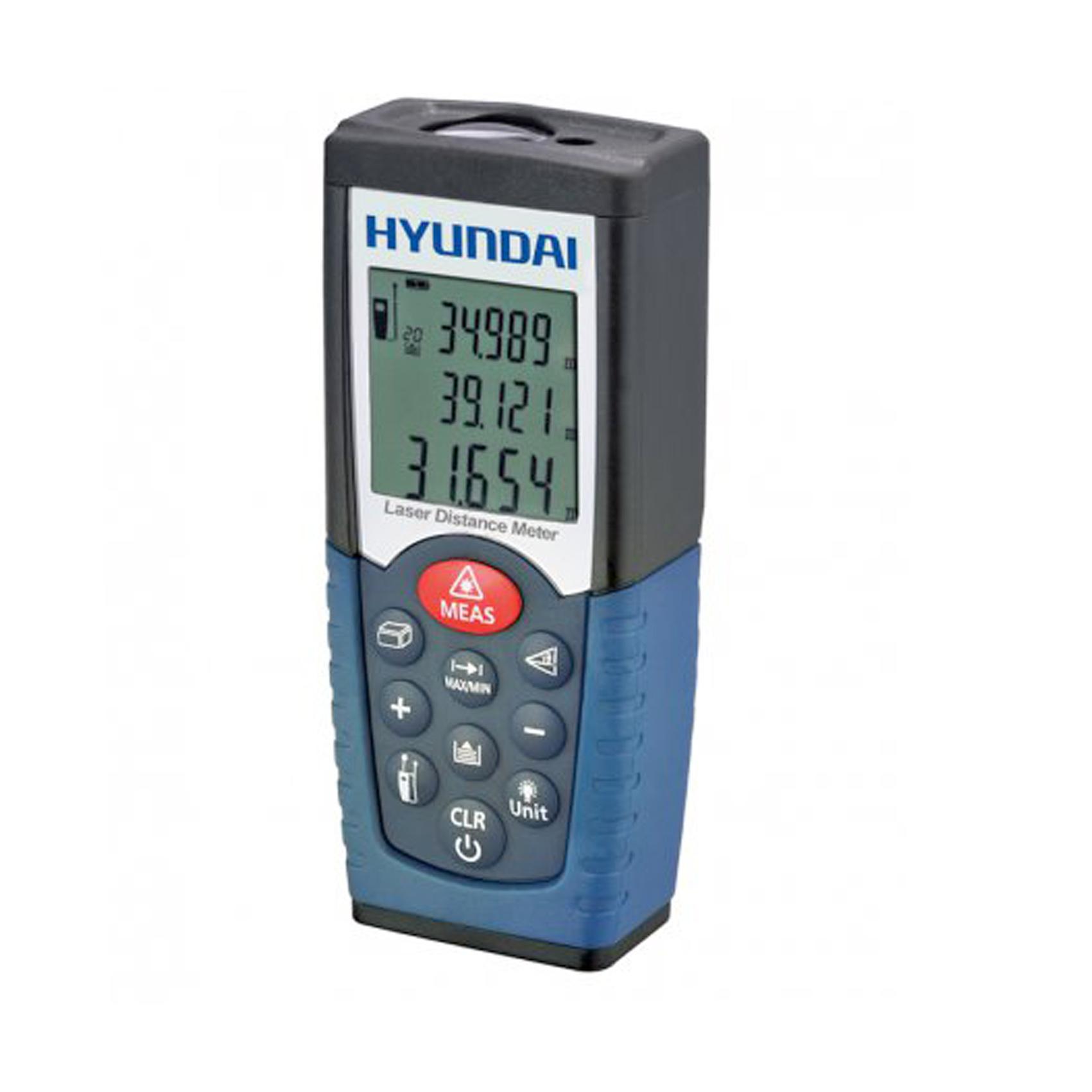 متر لیزری هیوندای مدل 00504DM