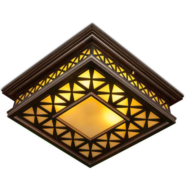 سقفی دارکار مدل توپاز بزرگ کد 306