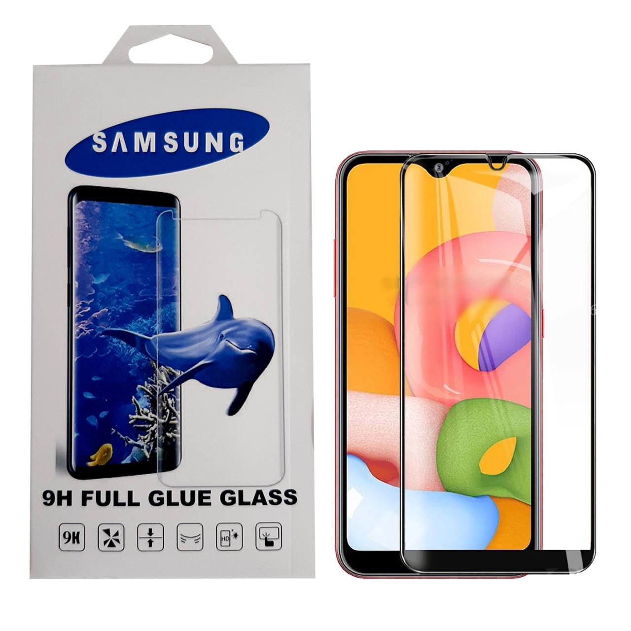 خرید                     محافظ صفحه نمایش سامسونگ مدل YGA01 مناسب برای گوشی سامسونگ Galaxy A01