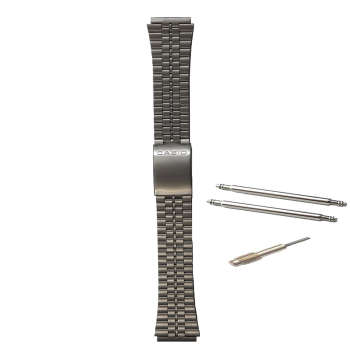 بند ساعت مچی کاسیو مدل A159 WA به همراه ابزار کوتاه کننده