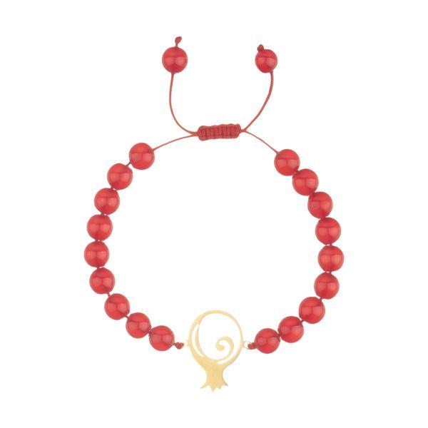 دستبند زنانه بهارگالری مدل انار کد 206062