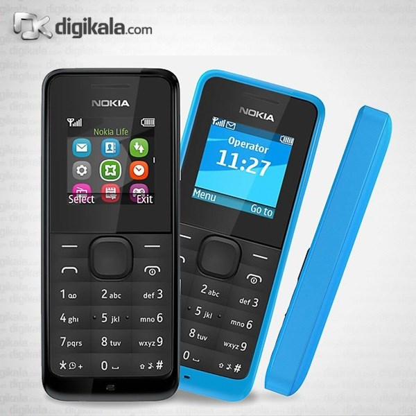 گوشی موبایل نوکیا 105                             Nokia 105 Mobile Phone