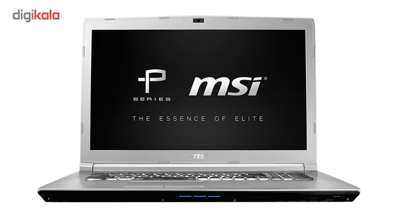 لپ تاپ 15 اینچی ام اس آی مدل PE60 7RD - A