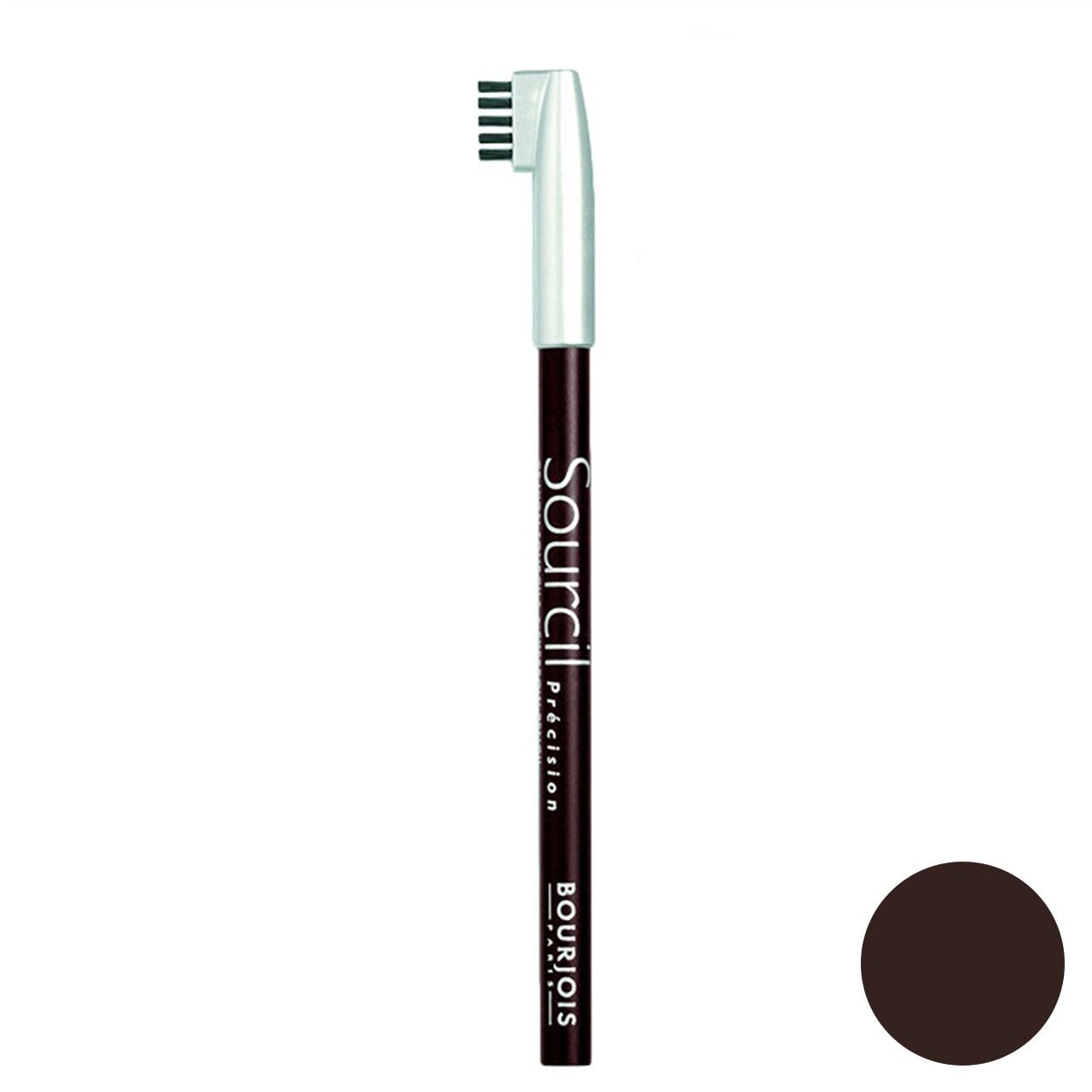 مداد ابرو بورژوآ مدل  Sourcils Precision شماره 03