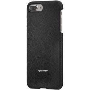 کاور موزو مدل Black Leather مناسب برای گوشی موبایل آیفون 7 پلاس