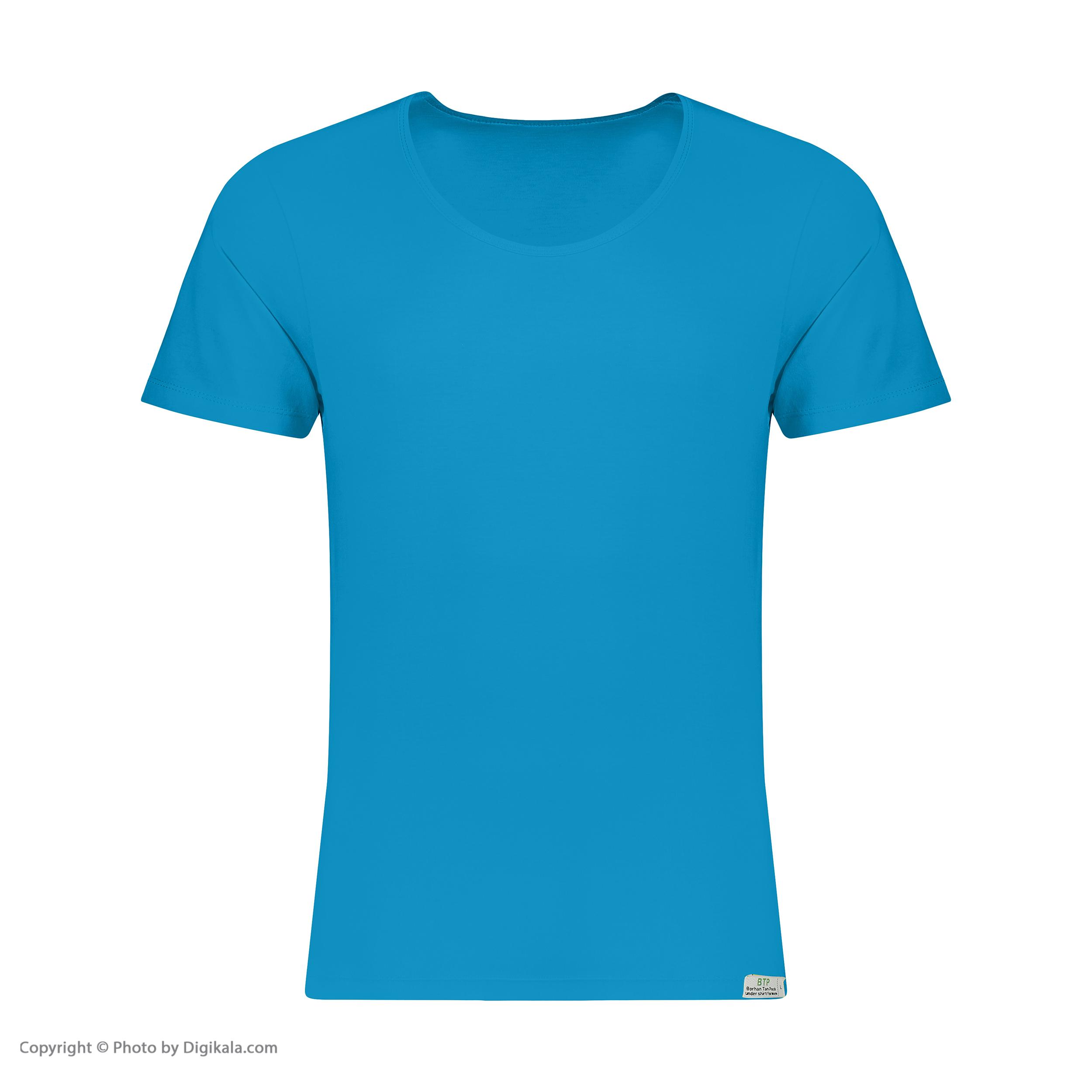 زیرپوش آستین دار مردانه برهان تن پوش مدل 3-02