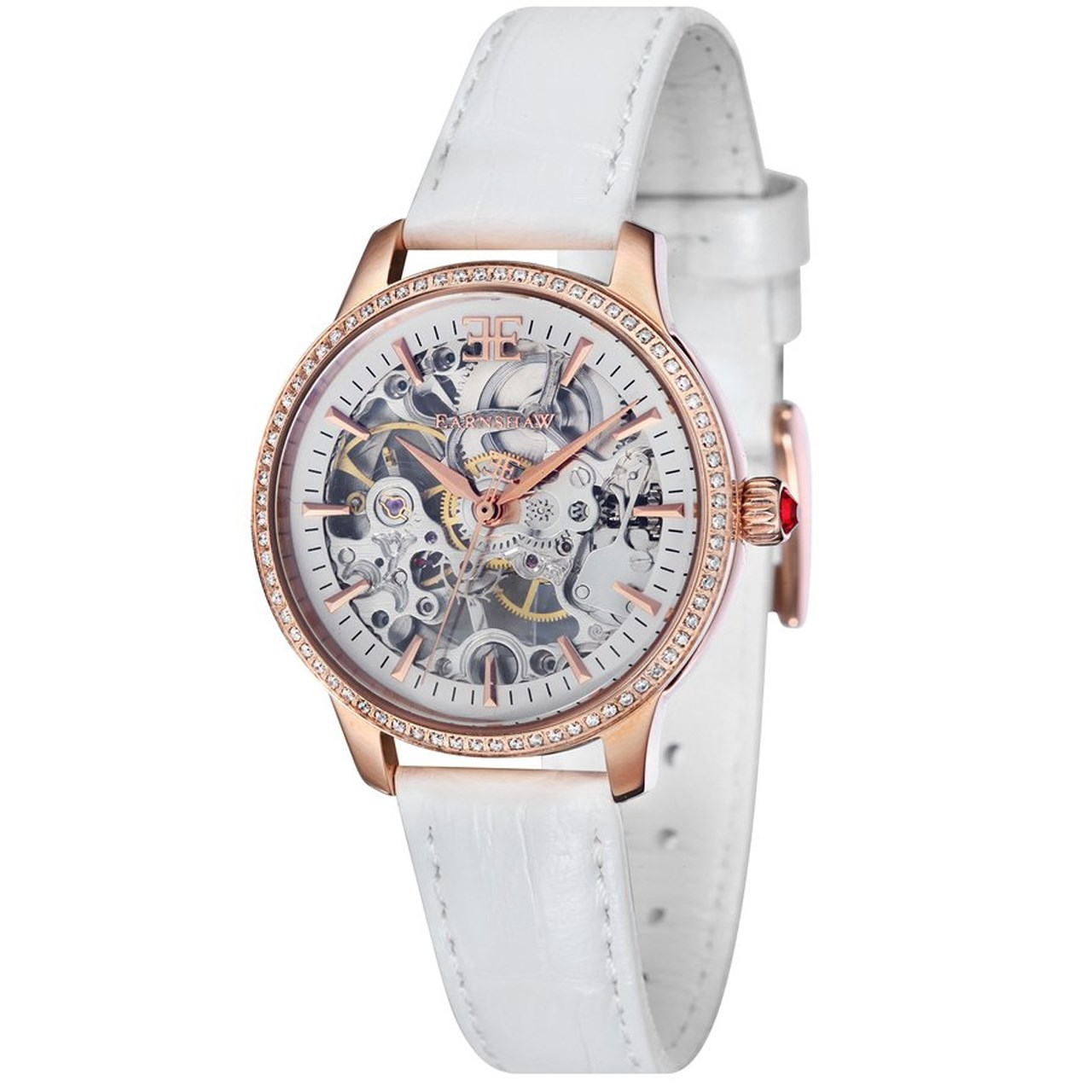 ساعت مچی عقربه ای زنانه ارنشا مدل ES-8056-02 10