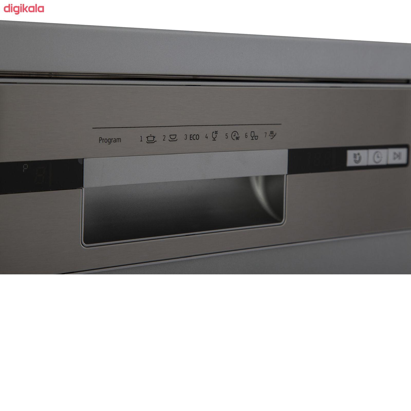 ماشین ظرفشویی کرال مدل DS 1417 main 1 3