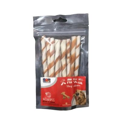 تشویقی سگ چنگشانگ مدل chicken stick وزن 96 گرم