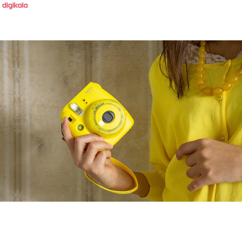 دوربین عکاسی چاپ سریع فوجی فیلم مدل Instax Mini 9 Clear main 1 30
