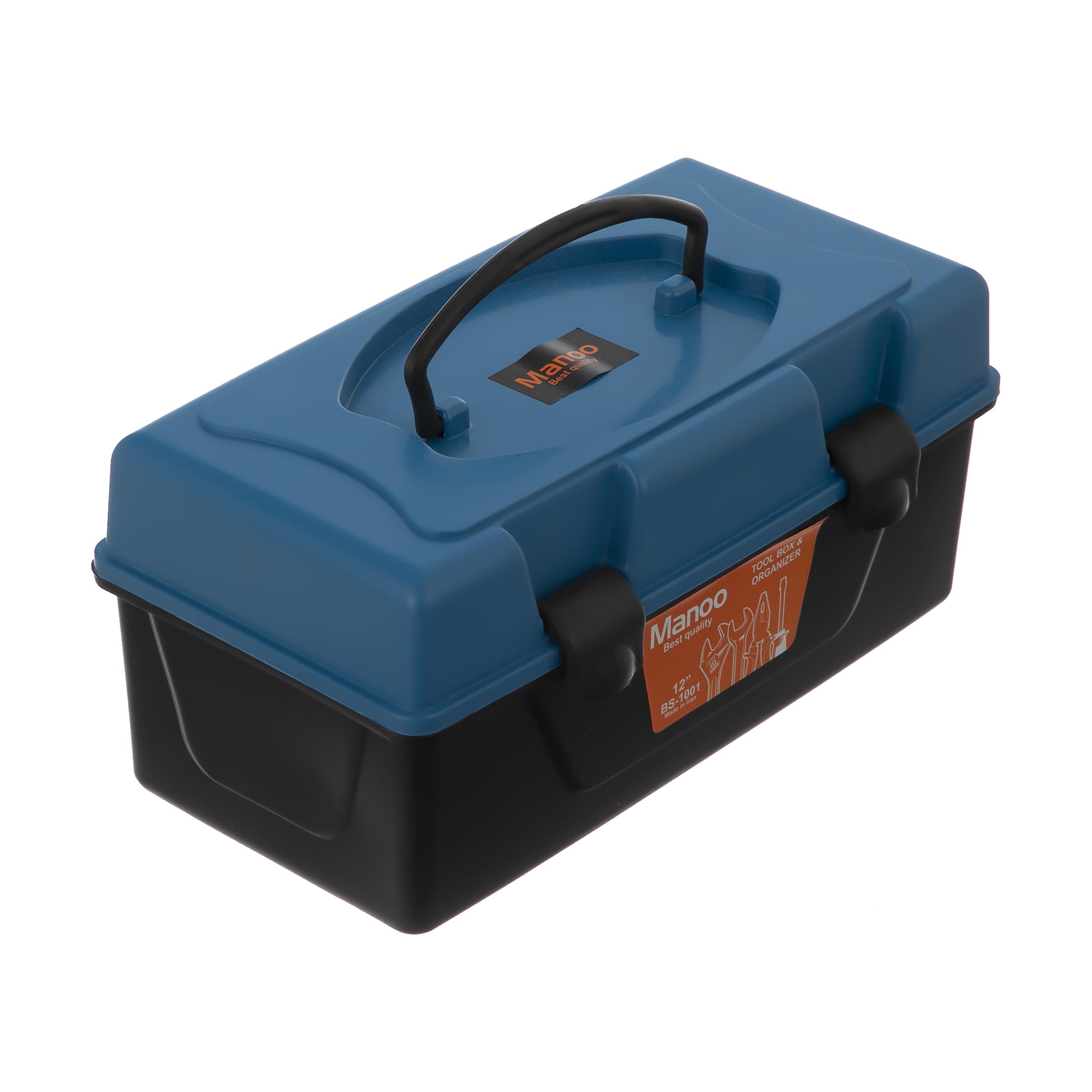 جعبه ابزار مانو مدل BS-1001