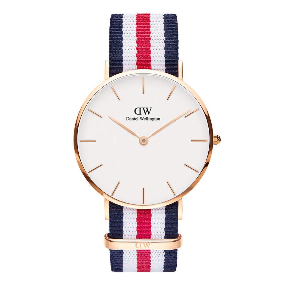 ساعت مچی عقربه ای زنانه دنیل ولینگتون کد dw94              خرید (⭐️⭐️⭐️)