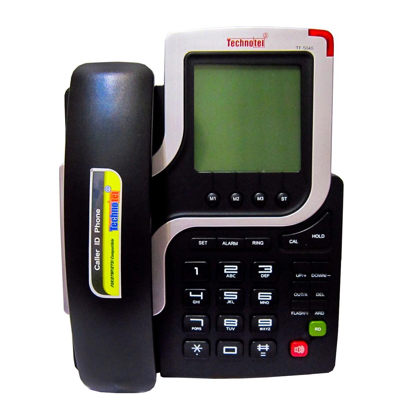 قیمت                      تلفن تکنوتل مدل 5040