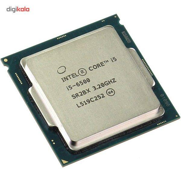 پردازنده مرکزی اینتل سری Skylake مدل Core i5-6500