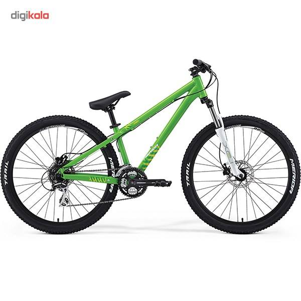 دوچرخه کوهستان مریدا مدل Hardy 5 Disc سایز 26 - سایز فریم 18