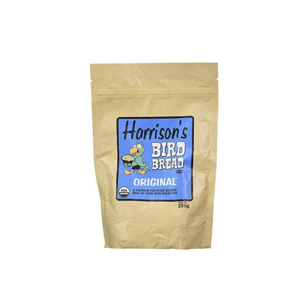 غذای خشک پرندگان هریسون مدل مخلوط نان 255 گرم