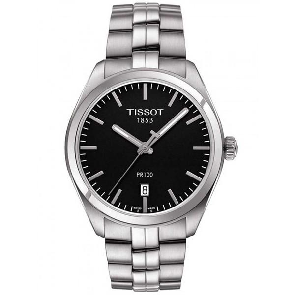 ساعت مچی عقربه ای مردانه تیسوت مدل PR100 T101.410.11.051.00