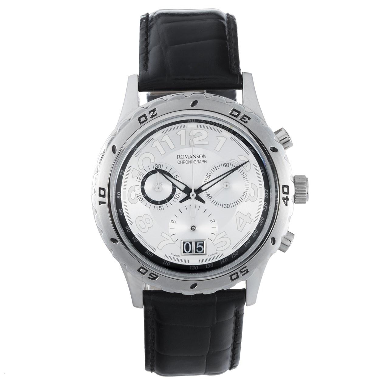 ساعت  رومانسون مدل TL6109HM1WAS7B