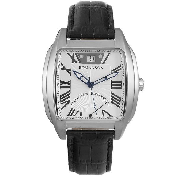 ساعت مچی عقربه ای مردانه رومانسون مدل TL1273MM1WAS5U