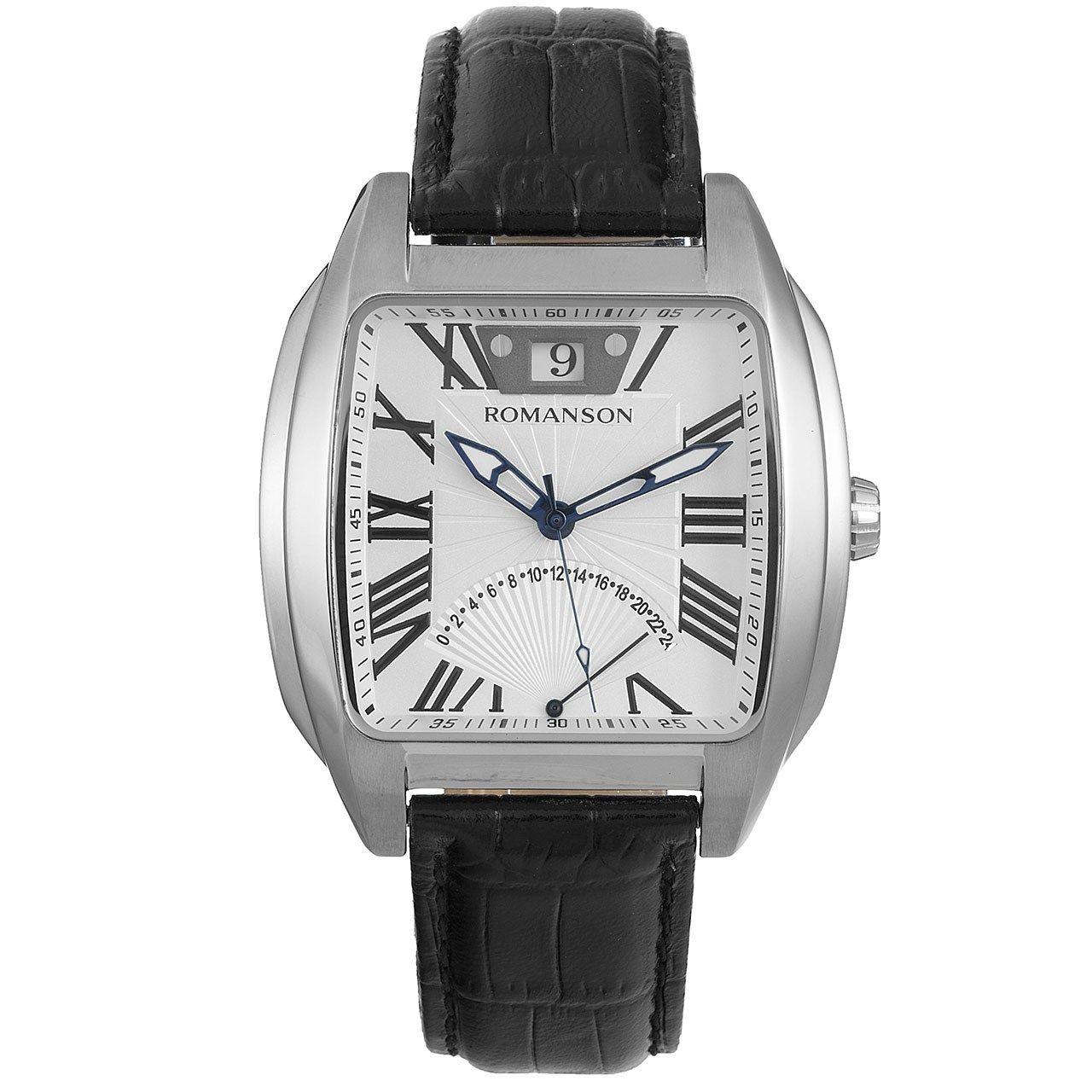ساعت مچی عقربه ای مردانه رومانسون مدل TL1273MM1WAS5U -  - 1