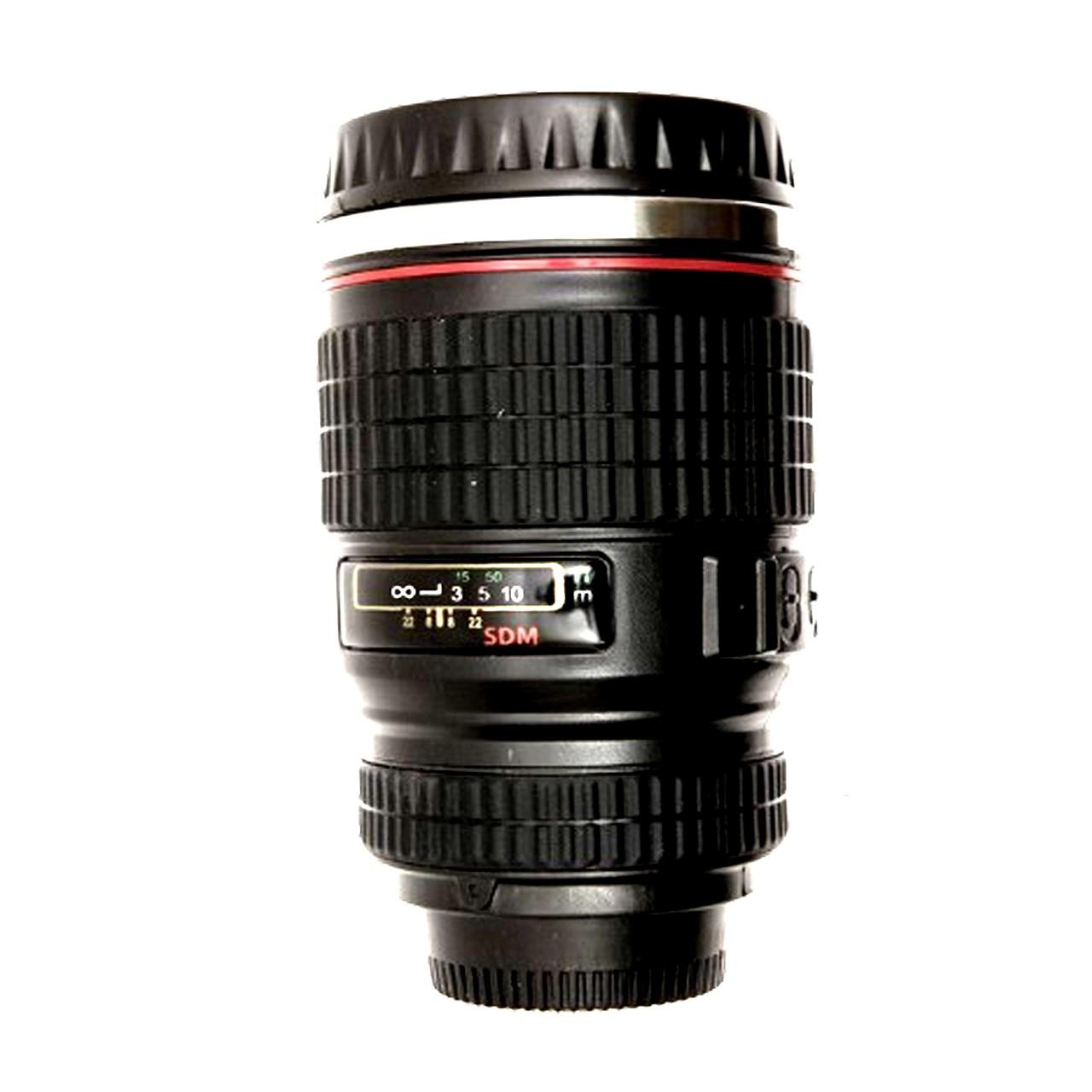 عکس ماگ طرح لنز دوربین