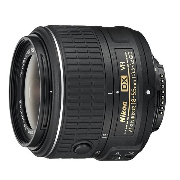 لنز-نیکون 1855mm f/3.5-5.6G ED VR II