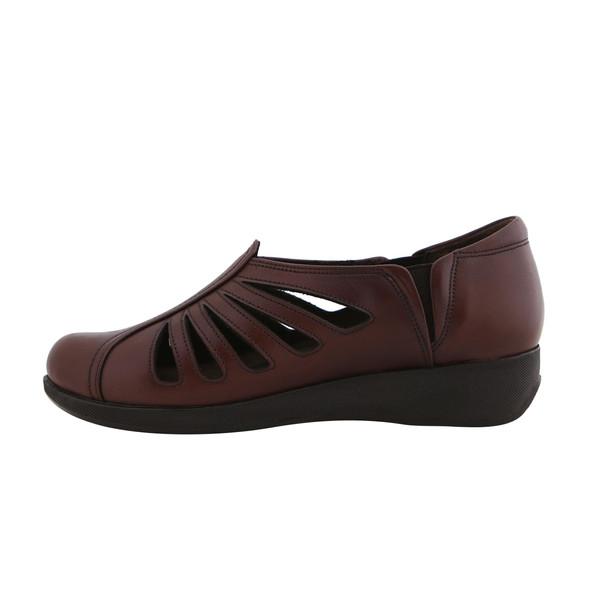 کفش زنانه روشن مدل شاهین کد 22