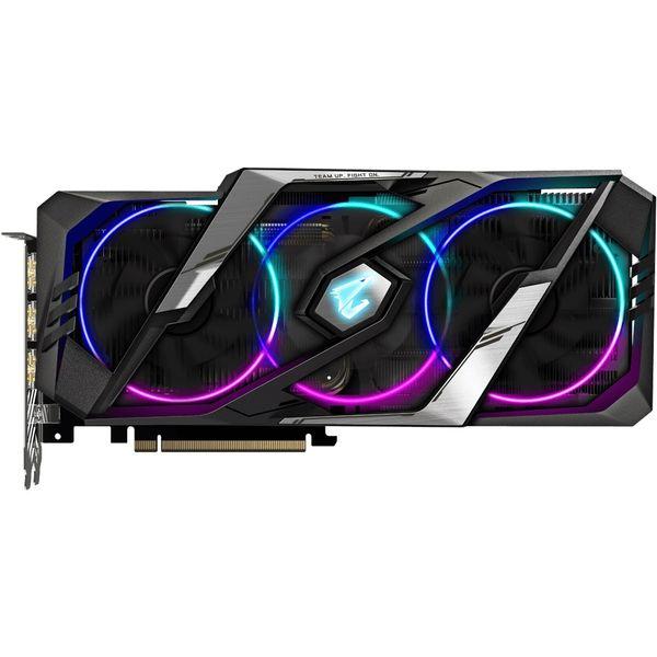 کارت گرافیک گیگابایت مدل Gigabyteَ Aorus GeForce RTX 2080 SUPER 8G