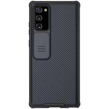 کاور نیلکین مدل CamShield Pro مناسب برای گوشی موبایل سامسونگ Galaxy Note 20