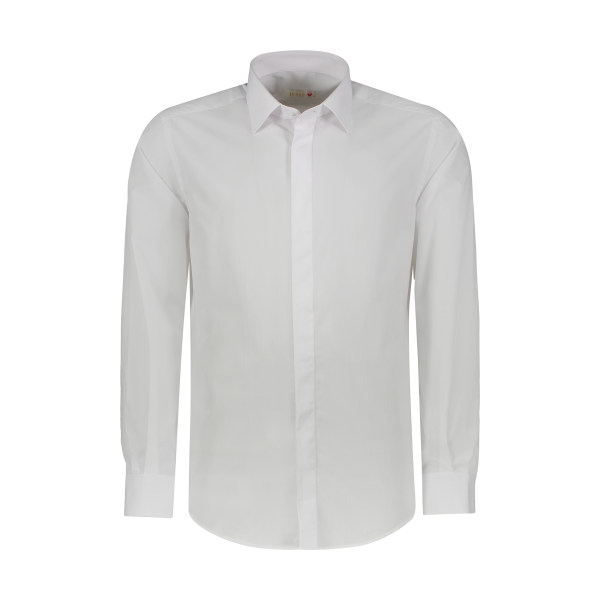 پیراهن آستین بلند مردانه ال سی من مدل 02181085-001