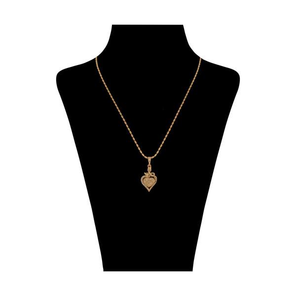 گردنبند طلا 18 عیار زنانه مایا ماهک مدل MM1110