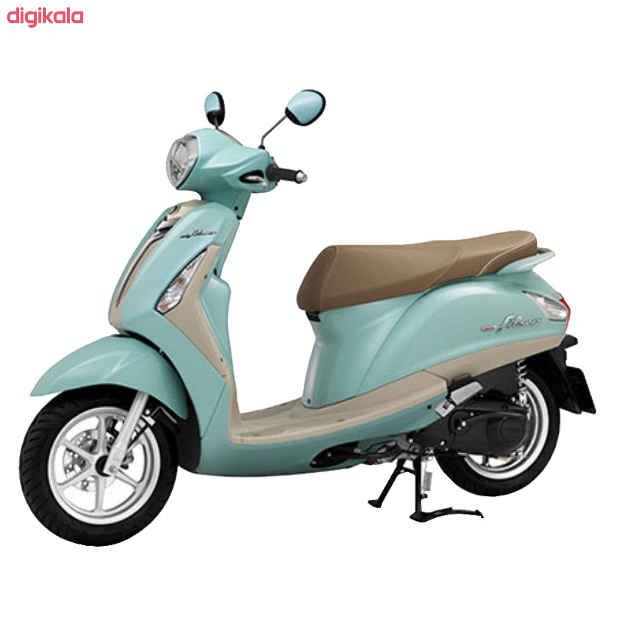موتورسیکلت یاماها مدل GRAND FILANO استانداردحجم 125 سی سی سال 1399 main 1 4
