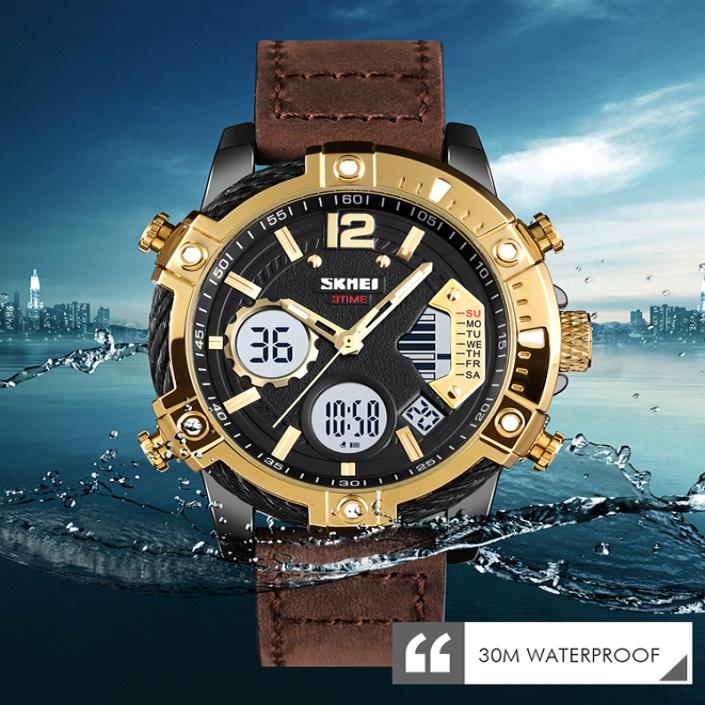 ساعت مچی  مردانه اسکمی مدل 1618G