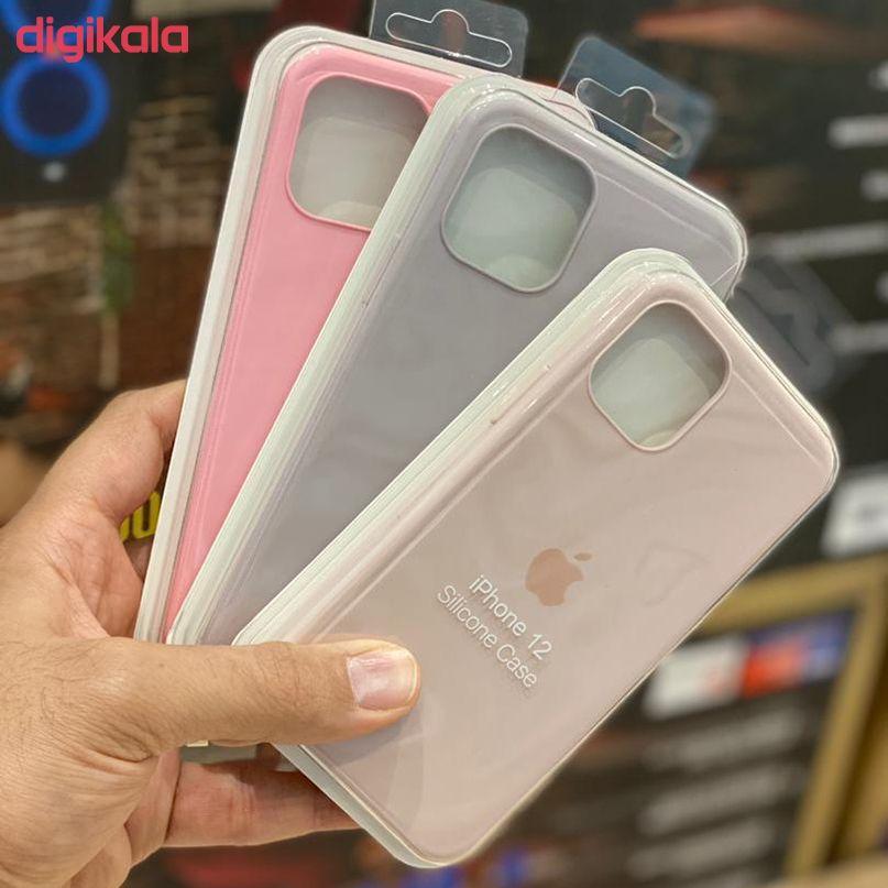 کاور مدل Silic مناسب برای گوشی موبایل اپل Iphone 12 Pro Max main 1 3