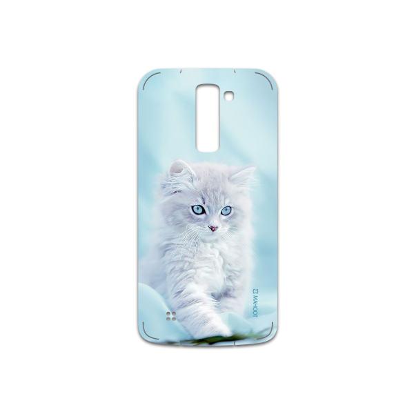 برچسب پوششی ماهوت مدل Cat-1 مناسب برای گوشی موبایل ال جی K10